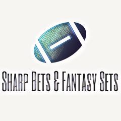 SHARP BETS FANTASY SETS- NFL WEEK 3 (2020 - 2021 SEASON)