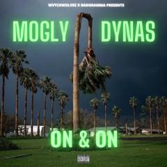 ON & ON - MOGLY x DYNAS (prod by LUCAS QUINN)
