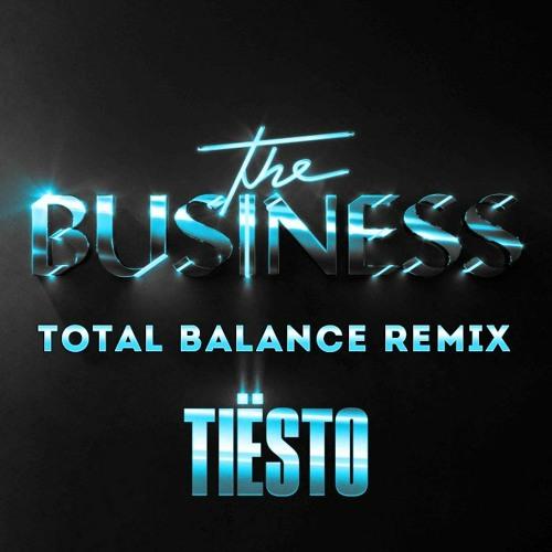 Tiësto - The Business [Total Balance Remix]