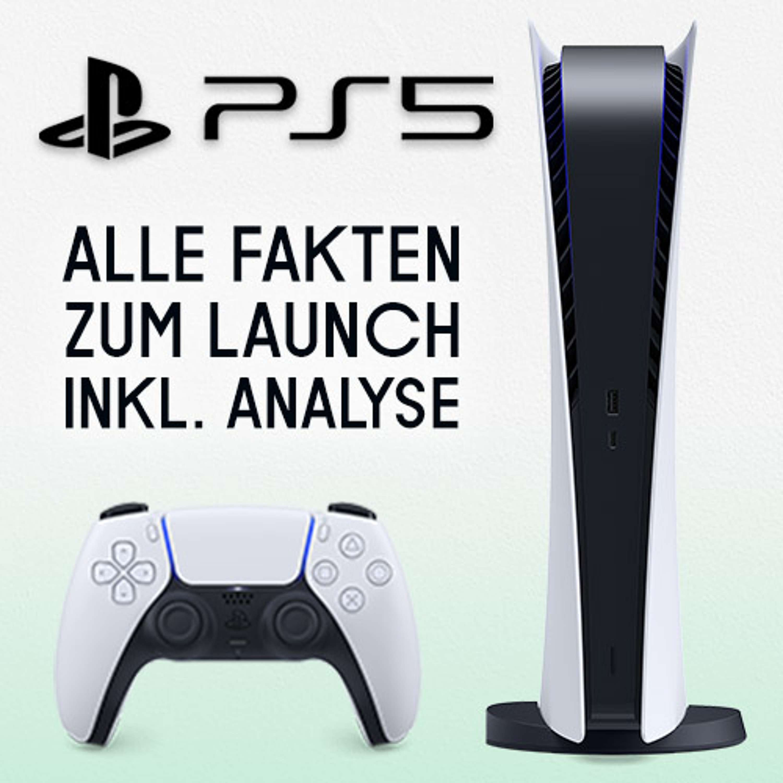 Alle Fakten zum PS5-Launch inkl. Datum & Preise