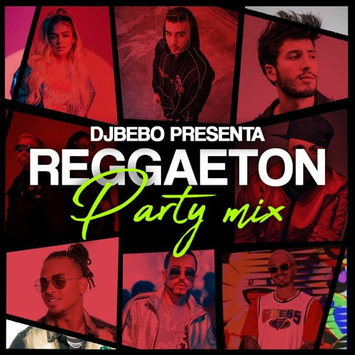 DJBEBO - REGGAETON PARTY MIX 2021
