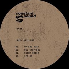 CS028 - Casey Spillman - Up & Away