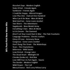 "The Chameleons Tears (80's Post-Punk Mix 12"" Vinyl BPM:140-150)"