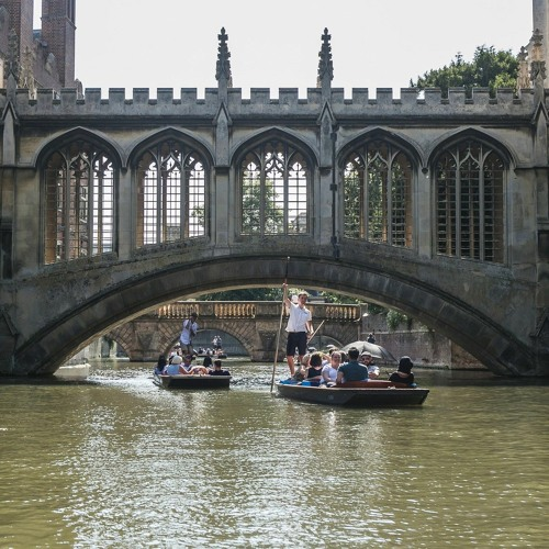 2021-09-07 Punting on the Cam (Radio Archive)