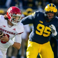 Staying Alive - Michigan 20, Rutgers 13