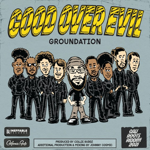 Groundation - Good Over Evil
