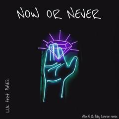 Now Or Never (Toby Lennon & Alex G Remix) [feat. BAER]