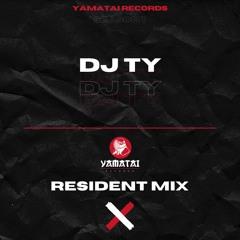 SEASON 1: RESIDENT MIX - DJ TY