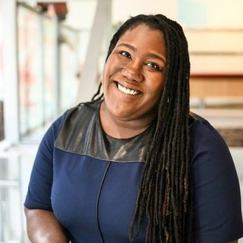 Dr. Darnisa Amante-Jackson in conversation with Mielle Marquis