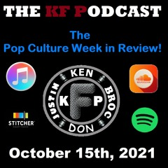 The Pop Culture Week in Review! 10/15/2021...A Very Controversial Week in Nerd News!