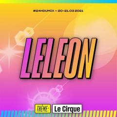 Pardonnez-Nous: Les 24hDuMix - LeLeon