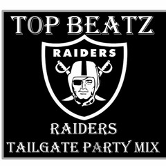 Las Vegas Raiders Tailgate Party Mix II