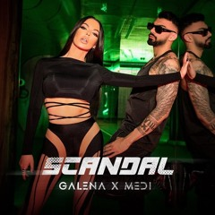 GALENA & MEDI - Skandal (DJ ENJOY REMIX) 125