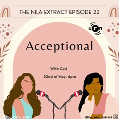 Episode 22: Acceptional