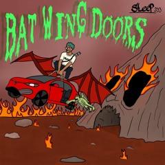 bat wing doors