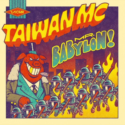 Taiwan MC - Mr Babylon