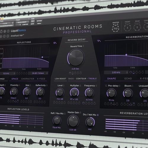 Cinematic Rooms Audio Demos