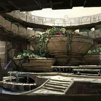 Rebuilt Jedi Enclave - Star Wars: Knights of the Old Republic II