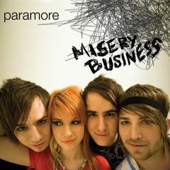 Misery Business Cover