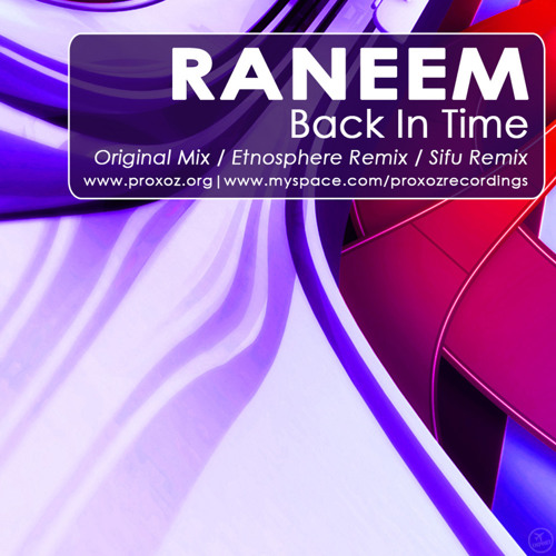 Back In Time (Original Mix)