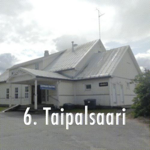 Saimaan Teatterin podcast - #6 TAIPALSAARI