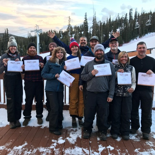 First Chair: Meet Instructors Who Just Passed Their Level I Alpine Exam