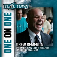 One On One With San Jose Sharks Broadcaster Drew Remenda