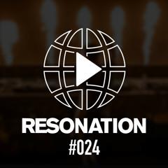Resonation Radio #024 [May 12, 2021]