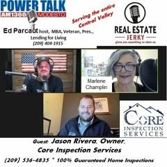Home Inspections Jason Rivera - Ed - Marlene 10 - 16 - 21