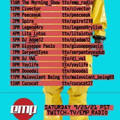 EMP 1 Year Anniversary of Demo Derby - Live Mix 9-25-21