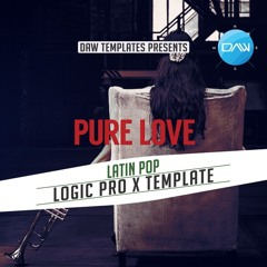 Pure Love Logic Pro X Template