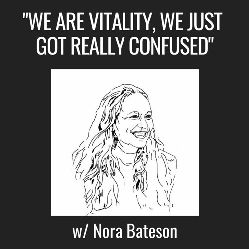 E41| How can we make relationships that build life? w/ Nora Bateson