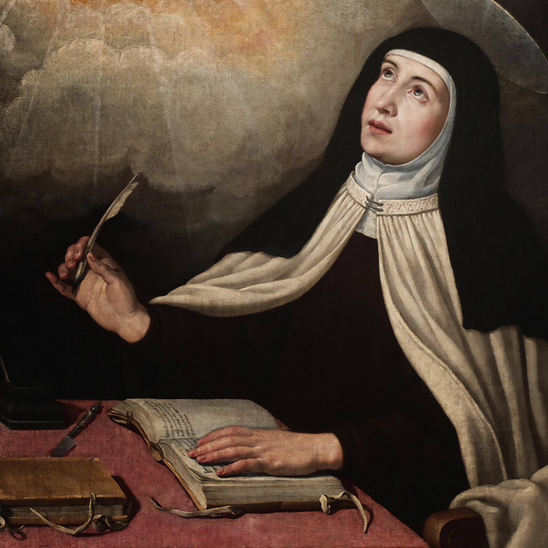 Homilia Diária | Uma mestra da vida espiritual (Memória de Santa Teresa d'Ávila, Virgem e Doutor)