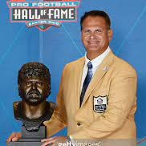 """""""Talking Offensive Line with Chicago Bears Hall of Fame Jimbo Covert"""" -  Episode 060"""