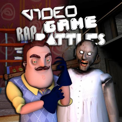 Granny vs. Hello Neighbor - Video Game Rap Battle by ...