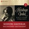"Raga Rageshri: Vilambit Khayal in Teentaal (""Ali Palak Na Laagi"", Drut in Ektaal ""Dekho Shyam Geha Leenee"") (Live)"