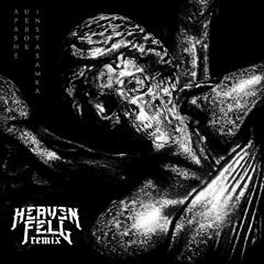 Apashe - Uebok (Gotta Run) ft. Instasamka (Heaven Fell Remix)
