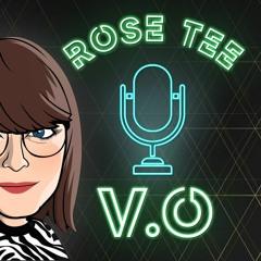 RoseTeeVO - Announcement Sample