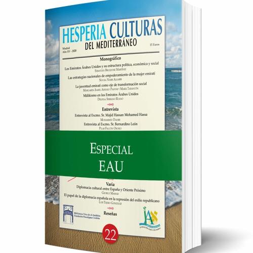 """Presentación del número 22 de la revista"""" Hesperia. Culturas del Mediterráneo"""""""