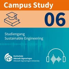 Campus Study 06 | Studiengang Sustainable Engineering