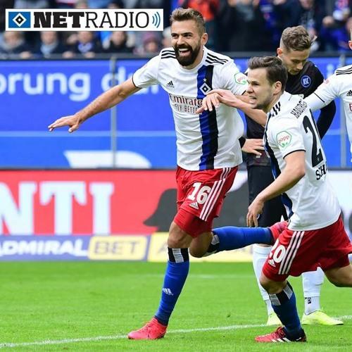 """netradio   21. Spieltag 2019/20: HSV - KSC 2:0   """"Ich hatte den Ball schon vorher reingesungen!"""""""