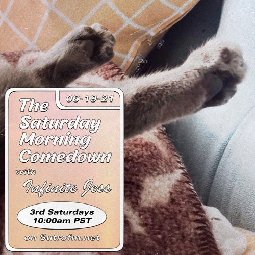 """The Saturday Morning Comedown - Episode 15 - """"Back To The Streets"""""""