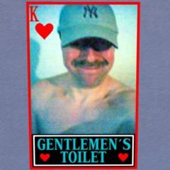 K💕 GENTLEMEN'S TOILET