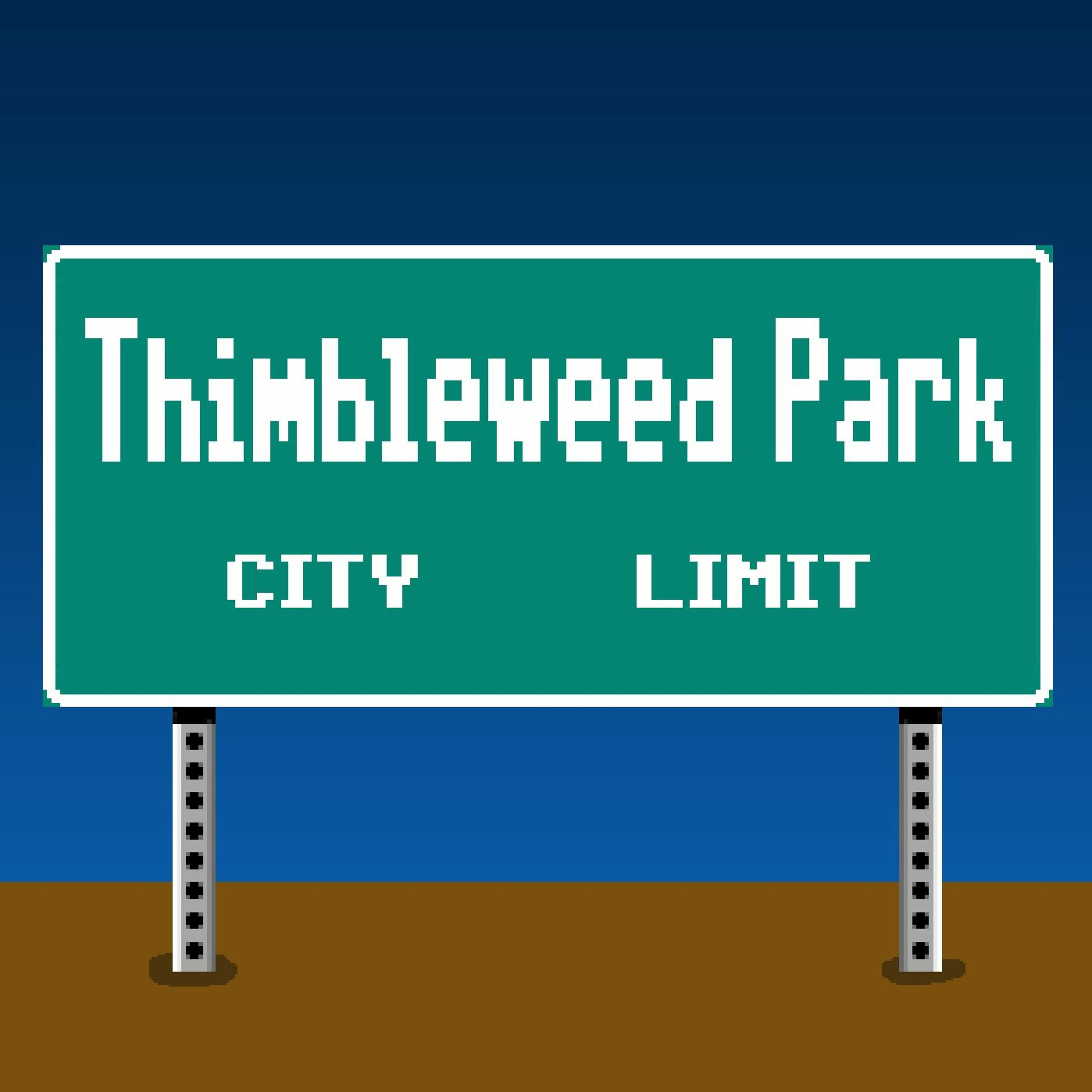 Thimbleweed Park Podcast #Delores