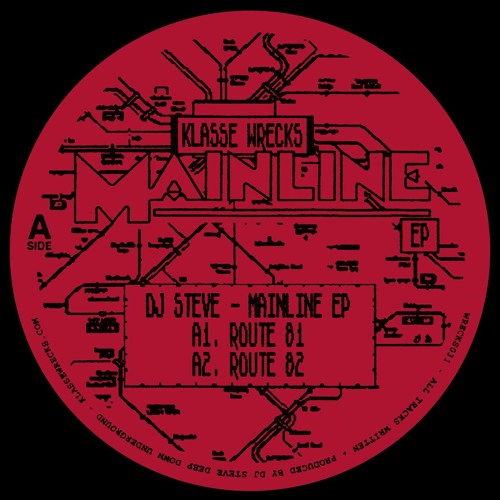 WRECKS031 - Dj Steve 'Mainline' EP