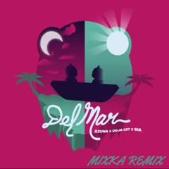 Ozuna, Doja Cat, Sia - Del Mar (Mixka Remix)