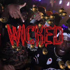 JMB Juvie - Wicked ( Visualizer ) ( Prod. By Rxney Beats)