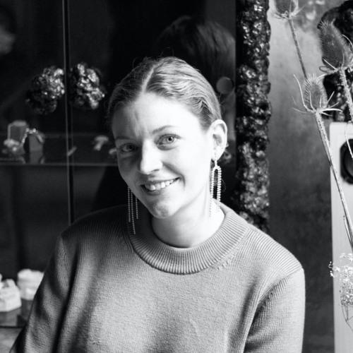 Franziska Vogt (BA Schmuck), yccij Berlin (interviewt von Nora Myriel Gruica)