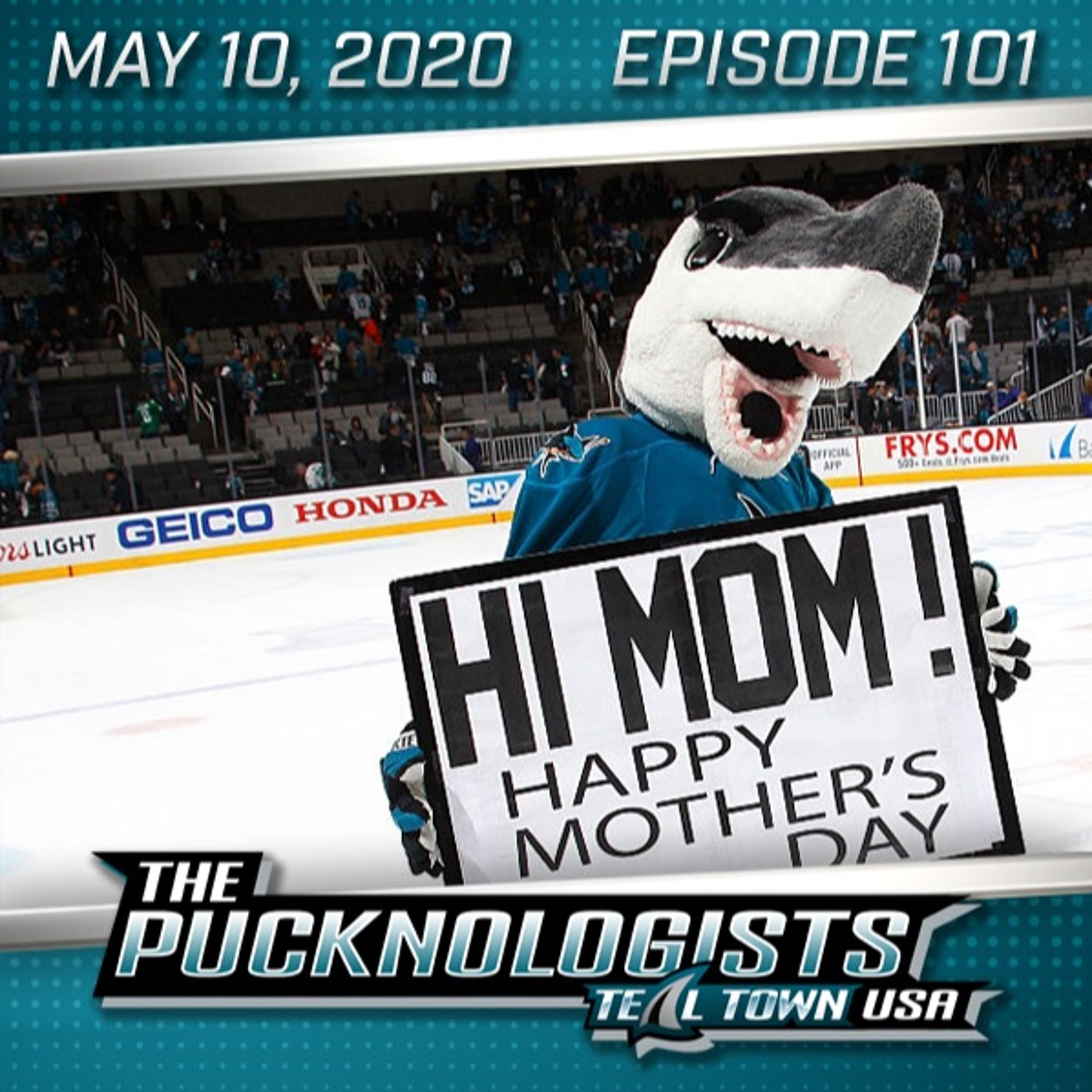 The Pucknologists 101 – Happy 30th Birthday, Sharks Sign Alexei Melnichuk, HBO Hit Piece