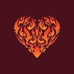 Kown- Corazón en Llamas Ft. FrikiVic (Audio Oficial)